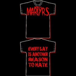 MARTYRS - Logo - T-shirt (Men)
