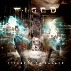 M.I.GOD. - Specters On Parade - CD DIGIPAK