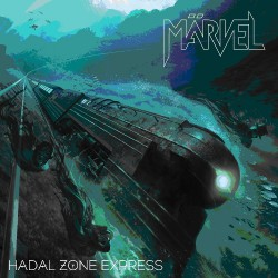 Märvel - Hadal Zone Express - CD DIGIPAK