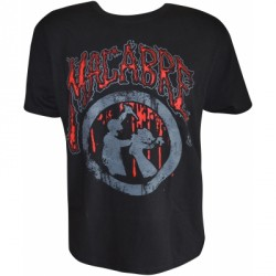 Macabre - Blood Logo - T-shirt (Men)