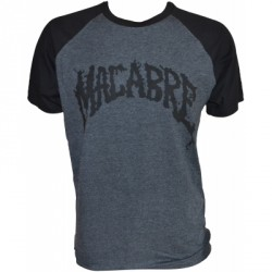 Macabre - Logo - T-shirt (Men)