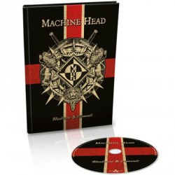 Machine Head - Bloodstone & Diamonds - CD DIGIBOOK A5