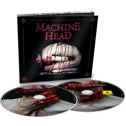 Machine Head - Catharsis - CD + DVD Digipak