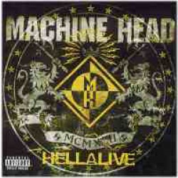 Machine Head - Hellalive - CD