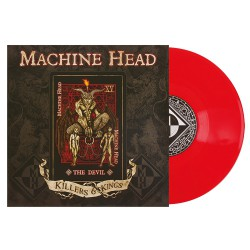 "Machine Head - Killers & Kings - 10"" coloured vinyl"