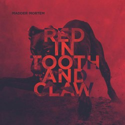 Madder Mortem - Red In Tooth And Claw - CD