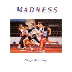 Madness - Keep Moving - LP Gatefold