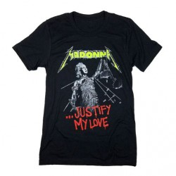 Madonna - Metallica - T-shirt (Men)