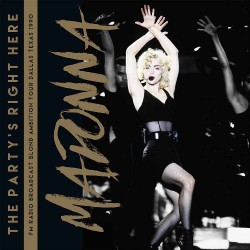 Madonna - The Party's Right Here - DOUBLE LP Gatefold