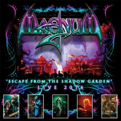 Magnum - Escape From The Shadow Garden - Live 2014 - CD SUPER JEWEL