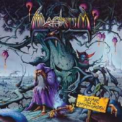 Magnum - Escape From The Shadow Garden - CD