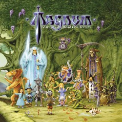 Magnum - Lost On The Road To Eternity - 2CD DIGIPAK