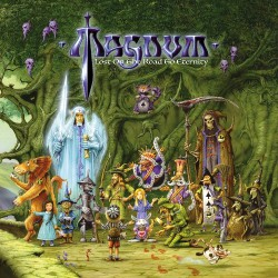 Magnum - Lost On The Road To Eternity - DOUBLE LP GATEFOLD COLOURED + CD