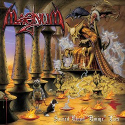 "Magnum - Sacred Blood ""Divine"" Lies - CD"
