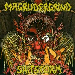 Magrudergrind / Shitstorm - Split - CD