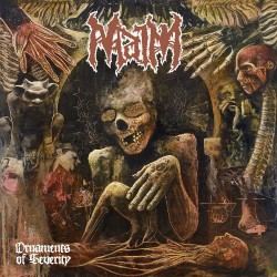 Maim - Ornaments Of Severity - CD