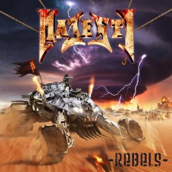 Majesty - Rebels - CD DIGIPAK