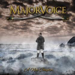 MajorVoice - A New Chapter - CD