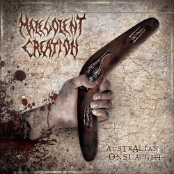 Malevolent Creation - Australian Onslaught - CD