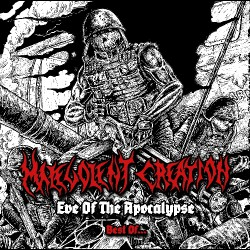 Malevolent Creation - Eve Of The Apocalypse / Best Of - CD