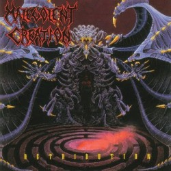 Malevolent Creation - Retribution - CD DIGIPAK