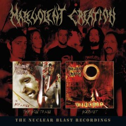 Malevolent Creation - The Nuclear Blast Recordings - DOUBLE CD