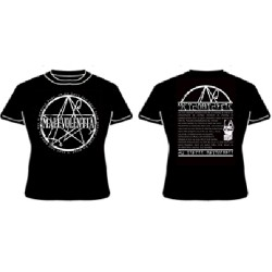 Malevolentia - Sigil - T shirt girlie