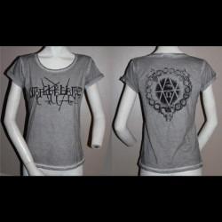 Malhkebre - Logo - T shirt girlie