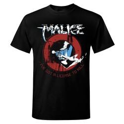Malice - License To Kill - T-shirt (Men)