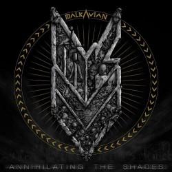 Malkavian - Annihilating The Shades - CD DIGIPAK