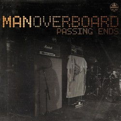 Man Overboard - Passing Ends - CD DIGIPAK
