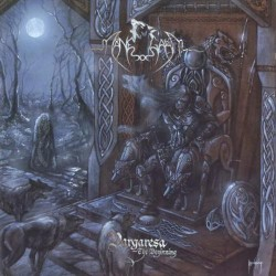 Manegarm - The Beginning - CD
