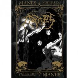 Manes - Under Ein Blodraud Maane - CD A5