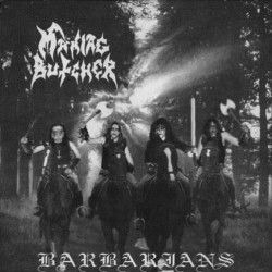 Maniac Butcher - Barbarians - CD SLIPCASE