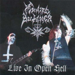 Maniac Butcher - Live in open hell - CD