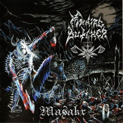Maniac Butcher - Masakr 2010 - CD