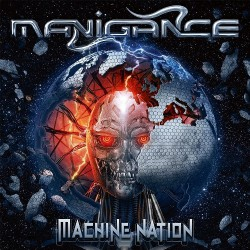 Manigance - Machine Nation - CD DIGIPAK