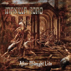 Manilla Road - After Midnigt Live - CD