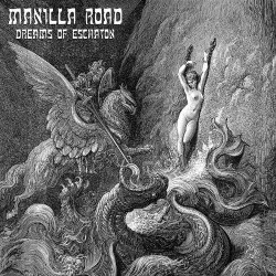 Manilla Road - Dreams Of Eschaton - DOUBLE LP Gatefold