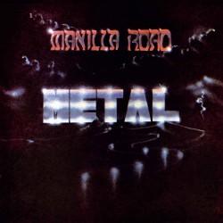 Manilla Road - Metal - LP