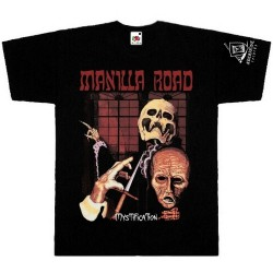 Manilla Road - Mystification - T-shirt
