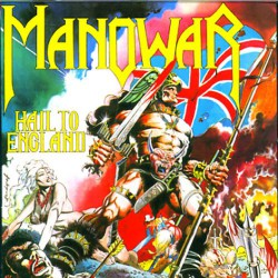 Manowar - Hail To England - CD