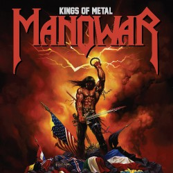 Manowar - Kings Of Metal - LP COLOURED