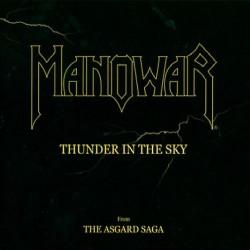 Manowar - Thunder in the Sky - DOUBLE CD