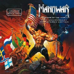 Manowar - Warriors Of The World - 10th Anniversary (Remastered Edition) - CD