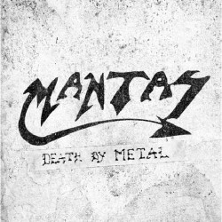 Mantas - Death By Metal - CD