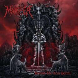 Manzer - Beyond the Iron Portal - CD