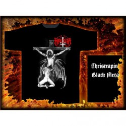 Marduk - Christ Raping Black Metal - T-shirt (Men)