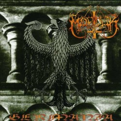 Marduk - Germania - CD + DVD slipcase