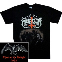 Marduk - Those Of The Unlight - T-shirt (Men)